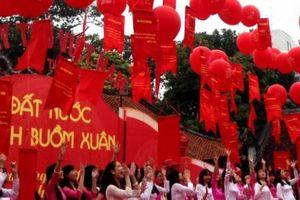 Ngày thơ Việt Nam 2019 hướng về biên cương Tổ quốc