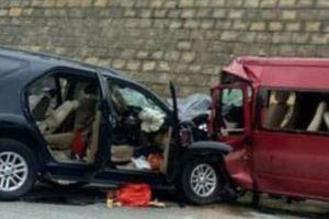 Vụ đâm nhau kinh hoàng trên cao tốc: Tài xế xe 7 chỗ sử dụng rượu bia khi lái xe