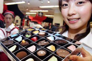 Phụ nữ Nhật Bản biến lễ Valentine là dịp chi tiêu cho bản thân