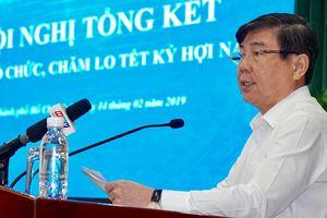 Chủ tịch UBND TPHCM yêu cầu cán bộ, công chức, viên chức không được đi lễ hội trong giờ hành chính