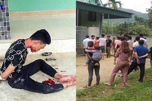 Nghệ An: Tá hỏa phát hiện người chồng cổ đầm đìa máu ngồi ôm xác vợ trong nhà