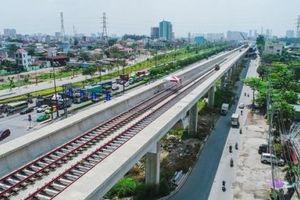 Đến năm 2025, TP.HCM sẽ có 8 tuyến đường sắt đô thị xuyên tâm