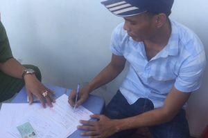 Bất ngờ kiểm tra đường ra vào cảng Phú Hữu: 3 tài xế dương tính với ma túy
