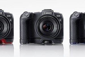 Canon EOS RP chính thức: body nhỏ hơn 800D, cảm biến 26MP, giá từ 1300 USD
