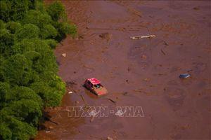 Vụ vỡ đập tại Brazil: 166 người thiệt mạng, 155 người vẫn mất tích