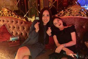Clip: Lệ Quyên - Mai Phương Thúy hát live hit đình đám của Vy Oanh
