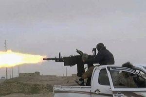 IS 'trút hơi thở cuối cùng' ở Đông Syria