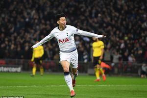 Tottenham 3-0 Dortmund: Gáy vang trời Âu
