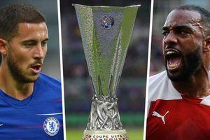 Lịch trực tiếp bóng đá Europa League rạng sáng mai (15/2): Arsenal so tài BATE Borisov, Chelsea đối đầu Malmo
