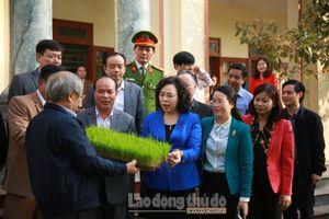 Huyện Phú Xuyên cần tập trung nguồn lực 'cán đích' nông thôn mới