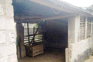 Trưởng công an xã ở Thanh Hóa chết trong tư thế treo cổ tại chuồng trâu