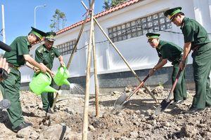 BĐBP Bà Rịa – Vũng Tàu: Phát động Tết trồng cây đời đời nhớ ơn Bác Hồ