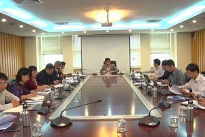Bộ TN&MT tiếp thu ý kiến về dự thảo Nghị định quản lý cát sỏi lòng sông