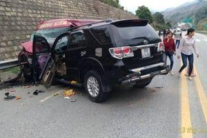 Vụ tai nạn cao tốc Nội Bài - Lào Cai: Hai lái xe đều sử dụng rượu bia