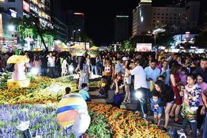 95 nghìn lượt khách quốc tế đến TP Hồ Chí Minh dịp Tết 2019