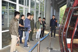 Công an Quảng Ninh đảm bảo tốt ANTT Lễ khai hội Yên Tử