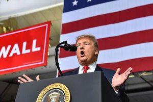 Trump xây tường biên giới: Chiêu bài chính phủ đóng cửa hết tác dụng?