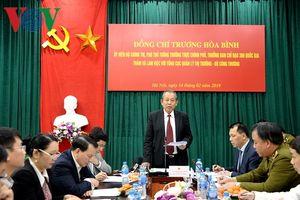 Phó Thủ tướng yêu cầu chặn 'tham nhũng vặt' trong quản lý thị trường