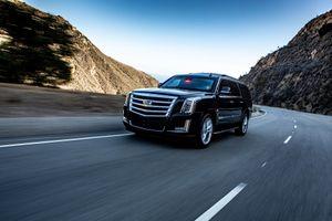 Khám phá Cadillac Escalade chống đạn của Add Armor