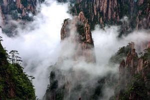 10 cảnh đẹp mê ly hàng đầu Trung Quốc