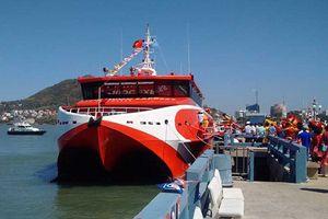 Đi tàu từ Vũng Tàu ra Côn Đảo chỉ còn 3 tiếng