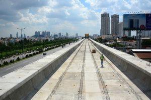 Kiến nghị tạm ứng 2.158 tỷ đồng cho dự án metro số 1 trong tháng 2