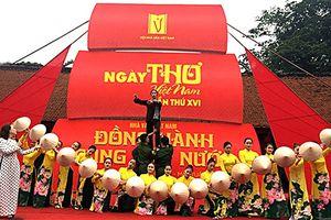 Nét mới trong Ngày Thơ Việt Nam năm 2019