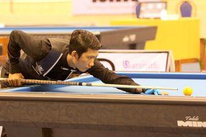 Các cơ thủ billiards 3 băng Việt Nam gặp khó tại giải World Cup Antalya 2019