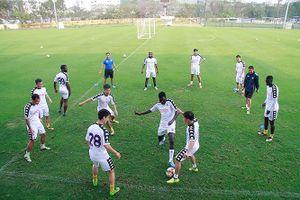 CLB Hà Nội dùng đội hình mạnh đấu Siêu Cup với Bình Dương