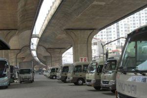 Hà Nội lại đề nghị cho phép trông xe tại các gầm cầu
