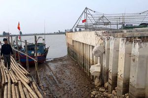 Phải xử lý nghiêm công trình xây dựng trái phép lấn chiếm sông Mã