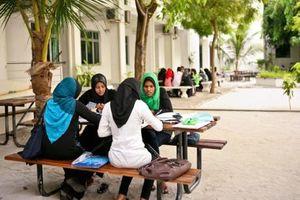 Miễn học phí hoàn toàn cho sinh viên đại học ở Maldives