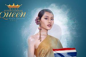 Muốn nhận vương miện từ Hương Giang, Nhật Hà phải cẩn trọng 'hổ chiến' này tại Miss International Queen 2019