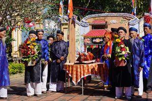 Đà Nẵng: Vui nhộn lễ hội đình làng cổ Túy Loan