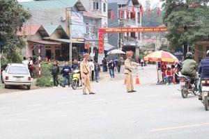 Lạng Sơn tăng cường đảm bảo ATGT mùa lễ hội