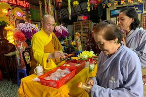 Chùa Pháp Tạng: Vẻ đẹp vào những ngày Tết ở TP. Hồ Chí Minh
