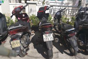 Thanh niên nghiện ngập phá cốp hàng chục xe máy, lấy tiền tiêu xài