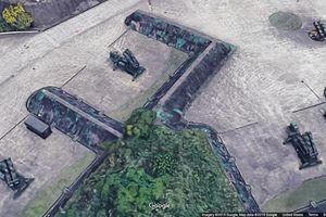 Bản đồ Google để lộ căn cứ tên lửa bí mật của Đài Loan
