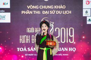 Xứ sở Quan họ qua góc nhìn thí sinh tham dự Người đẹp Kinh Bắc