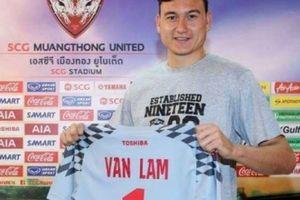 Muangthong United 'vung tiền' để chiều lòng Đặng Văn Lâm