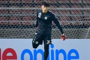 Đấu 'đại gia' Trung Quốc, Hà Nội FC nhận tin dữ về Bùi Tiến Dũng
