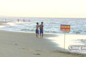 Tăng cường quản lý 'điểm nóng' đuối nước ở biển Bình Minh