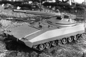 Người Nga có ý tưởng về siêu tăng Armata từ những năm 70