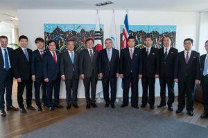 Hàn Quốc và CHDCND Triều Tiên sẽ thành lập chung 4 tuyển tại Olympic 2020