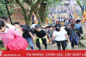 Lễ hội ở Hà Tĩnh khá thuần, được tổ chức văn minh, an toàn!
