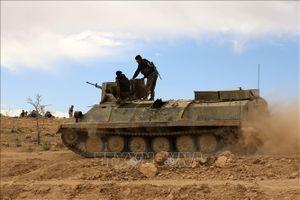 Mỹ cam kết tiếp tục hỗ trợ cuộc chiến tại Syria