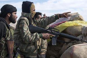 Chỉ còn kiểm soát 700 m vuông lãnh thổ Syria, ngày tàn của khủng bố IS đã đến?