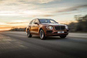 Chưa thỏa mãn với danh hiệu, Bentley tiếp tục 'bơm' thêm sức mạnh cho Bentayga