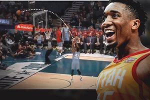 Donovan Mitchell ghi tên mình vào danh sách Shaqtin Fool của NBA All-Star 2019