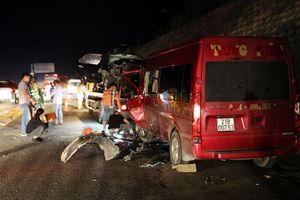 Tai nạn nghiêm trọng trên cao tốc Nội Bài - Lào Cai: Hai lái xe đều sử dụng rượu bia